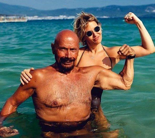 95-летний супердедушка