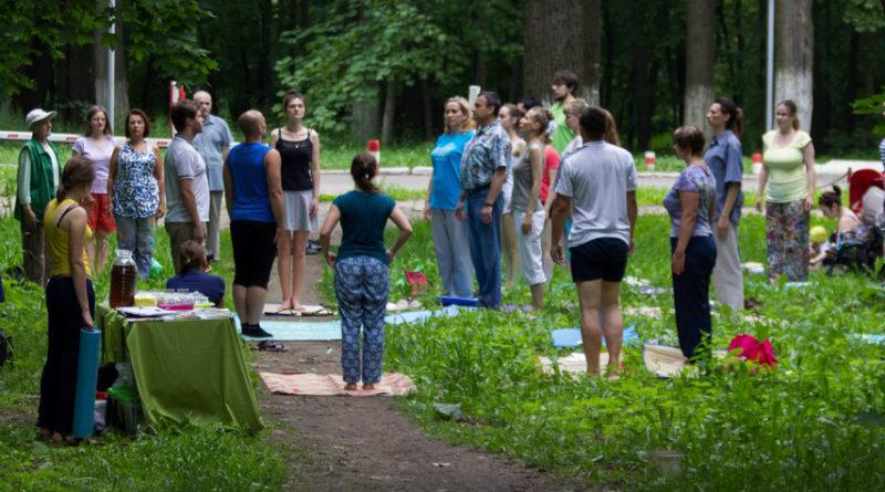 лето-йога-пенза