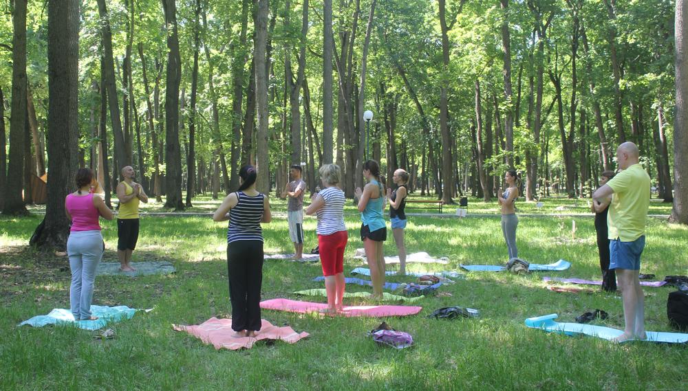 занятия йоги в группе в Пензе, занятия йогой, Групповые занятия йогой в Пензе, Йога в группе занятия Пенза