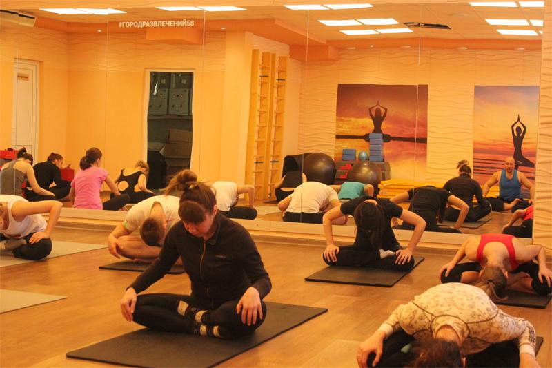 йога для начинающих Пенза