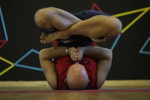 Йога для продвинутых в Пензе, урок йоги для продвинутых в Пензе, йога продвинутый уровень Пенза